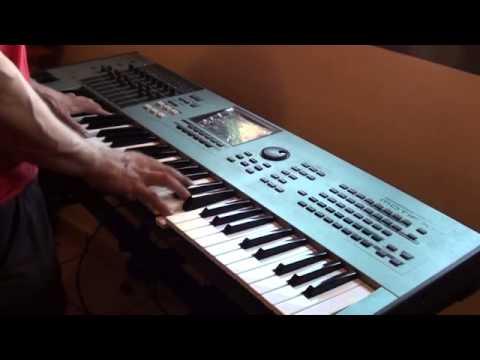 Alice Cooper - Desperado - Piano Cover Version