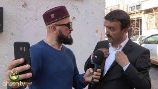 Rudaw Muhabiri Ahsen Tv'ye Sataştı