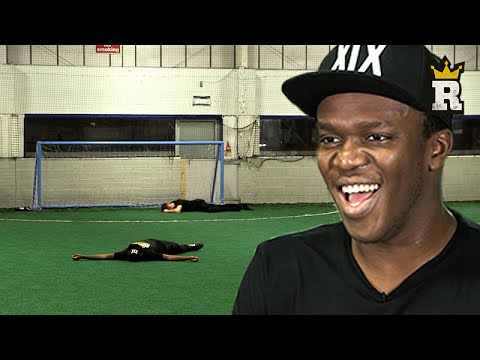 KSI and JMX Goal To Goal Challenge | Rule'm Sports