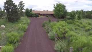 12840 Maverick RD | Beautiful Flagstaff Lodge Type Home on 10 acres |