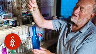 How One Man Found 1,200 Messages in Bottles