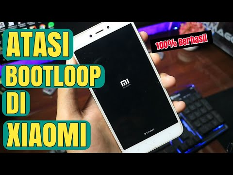Cara Flash Xiaomi redmi 5 plus metode fastboot.