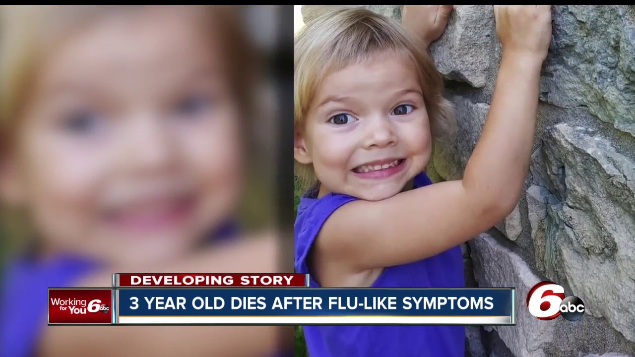 Family of toddler who died after flu diagnosis wonders if flu shot ...