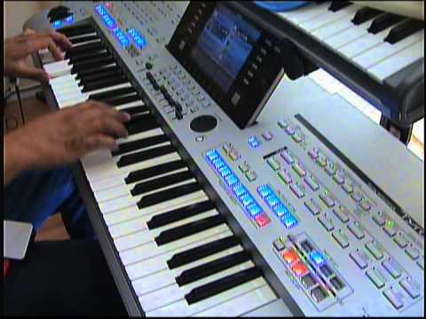 Emmanuel Luicia Micarelli & Chris Botti on my Keyboard