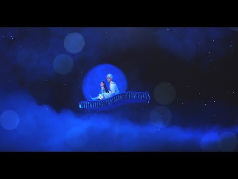 ALADDIN London: How does the carpet fly?