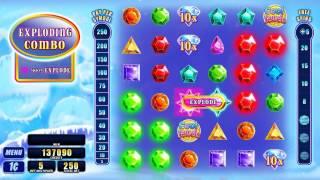 Cool Jewels Exploading Pays - WMS Slot BIG WIN!