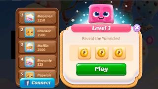 Cookie Jam Blast Level 3 HD screenshot 5
