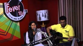 Uff Unplgged With Harshdeep Kaur At Fever 104 FM Studios