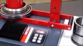 Техническое обслуживание подвижного состава Монтаж колец с помощью 24 RSD TURBO