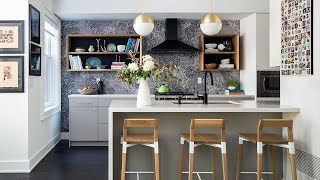 Interior Design — See How Personality Brings A Dated Family Home To Life!