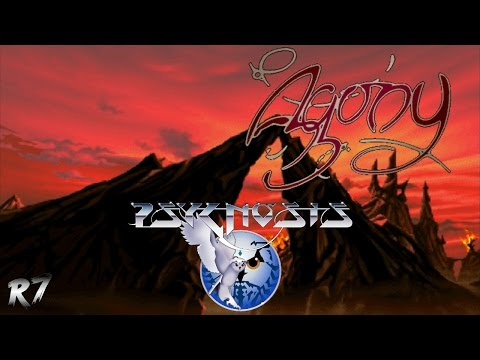 Agony | Amiga | Longplay | HD 720p 50FPS