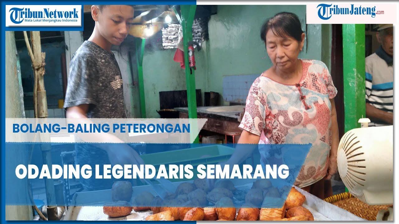 Download Bolang Baling Peterongan yang Legendaris Odading-nya Semarang
