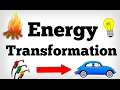 PHYSICS: ENERGY TRANSFORMATION [ AboodyTV ]