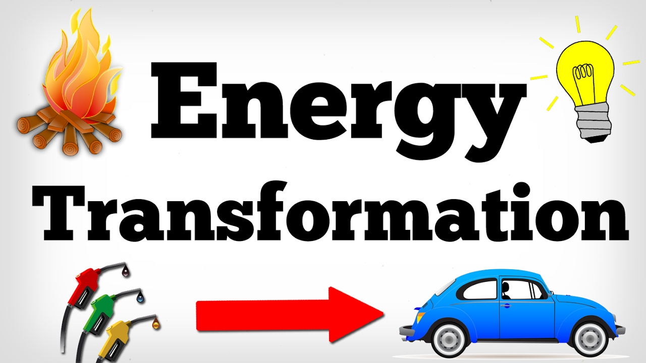 Energy Transformations Examples