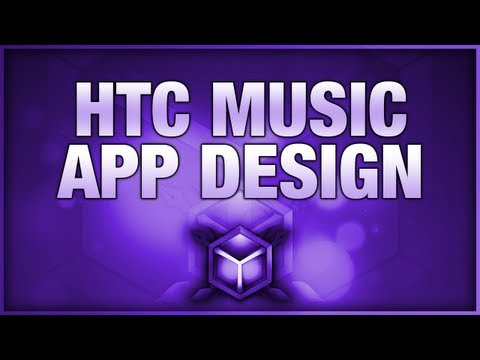 HTC Music App - Showcase | JWGarts