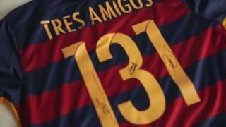 Icons.com: The Home of Messi, Suarez & Neymar Signed Memorabilia