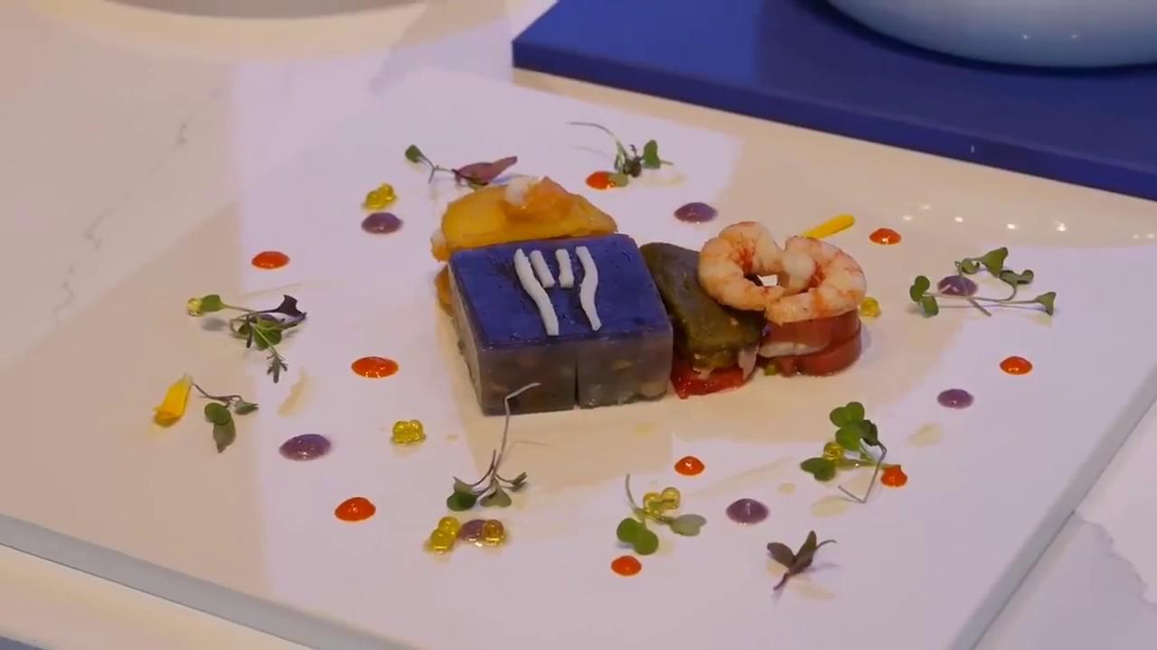32 Salón De Gourmets Terraza Carmona En El Stand De Saboresalmeria