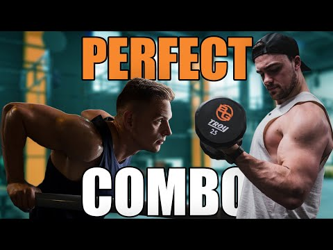 Antagonistic Supersets | The Quickest and Easiest Way to Gain Muscle Mass