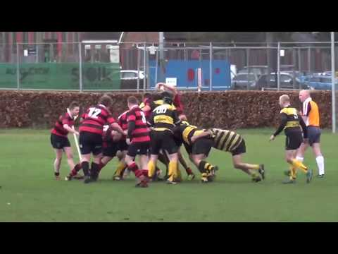 Rugby 2018 RCD Big Stones 11 02 2018 highlights