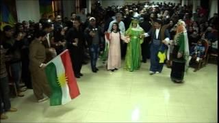 kurdish dance in tangier by yuba association(amazigh year 2965)