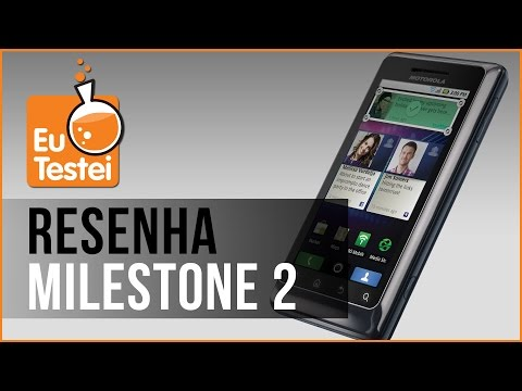 Milestone 2 Smartphone A953 Motorola - Vídeo Resenha EuTestei Brasil
