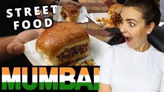 MUMBAI STREET FOOD, JUHU BEACH, SHAH RUKH KHAN'S HOUSE & MORE
