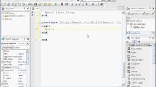 Программирование в Delphi lesson 2.3 (Кнопки переключатели)