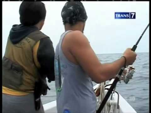 Mancing mania in Rompin October 2011 Part 3 Travel Video