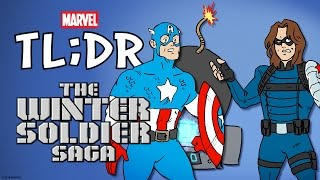 What is The Winter Soldier Saga? - Marvel TL;DR