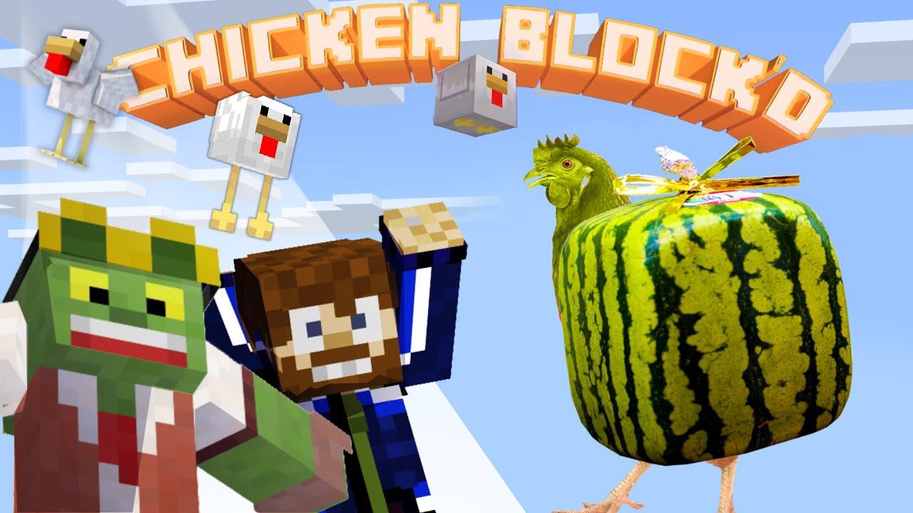 BIG SEED - 🐣CHICKEN BLOCK'D pt.7