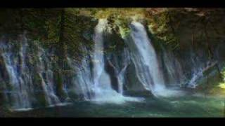 #2 Cool Waterfalls / Relaxation Minute: California Nature relax