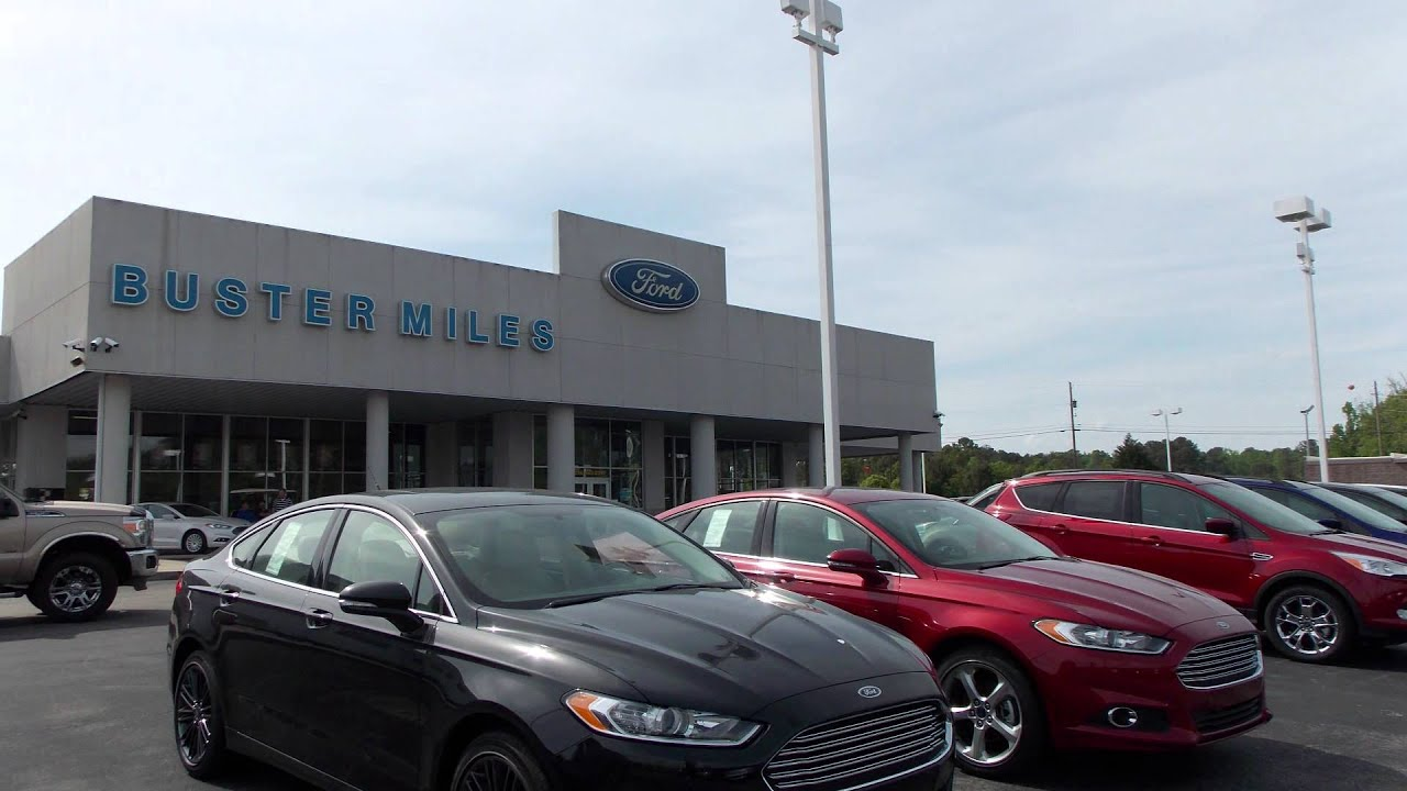 2014 small business nominee buster miles chevy ford youtube. Cars Review. Best American Auto & Cars Review