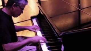 Barney Song, I love You. free solo piano version performed by Ruben Ramos