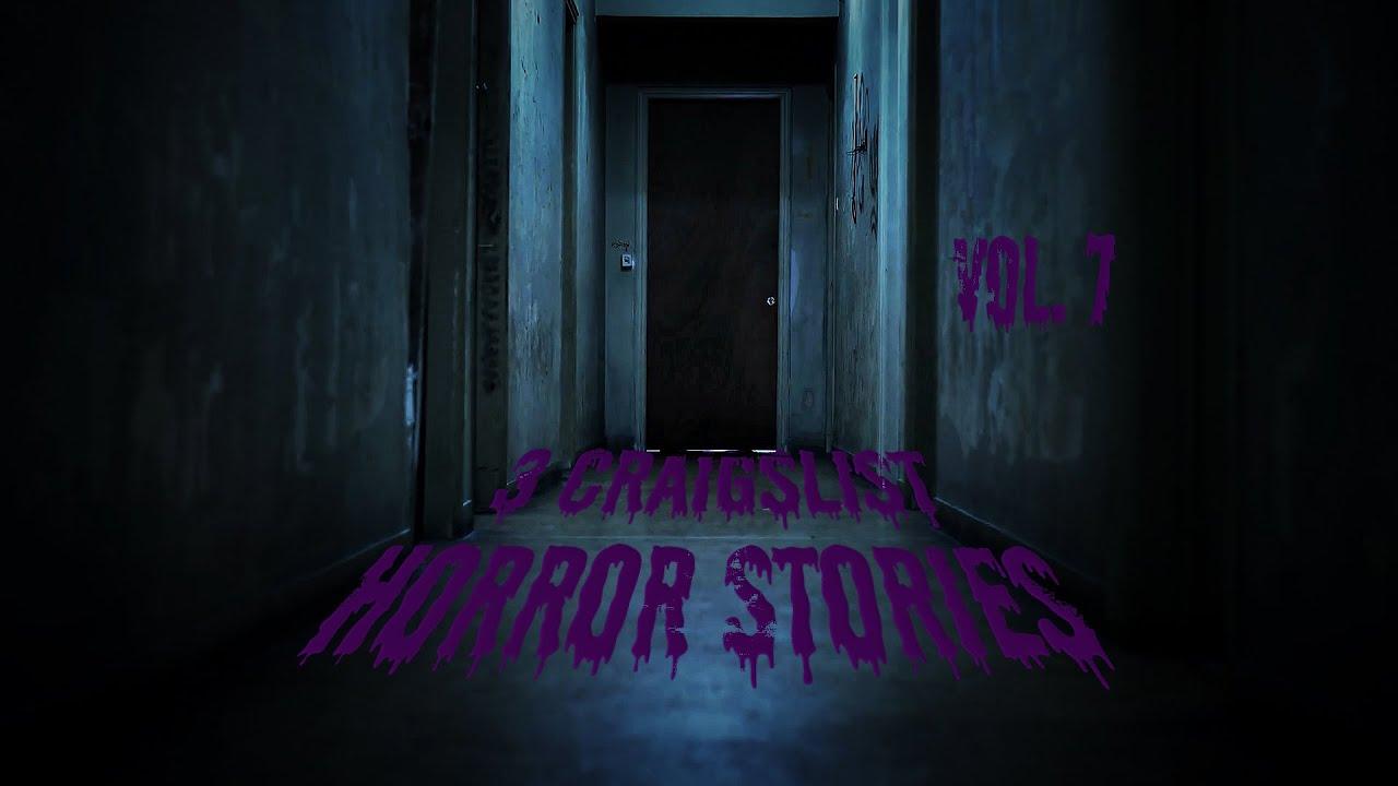 3 Scary Craigslist Horror Stories | r/nosleep | Vol. 7 ...