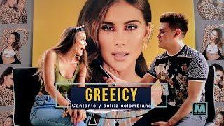 """ENTREVISTA- ¡Greeicy estrena """"Baila"""", su primer disco!."""
