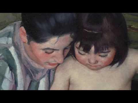 Cassatt, The Childs Bath