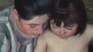 Mary Cassatt, The Child