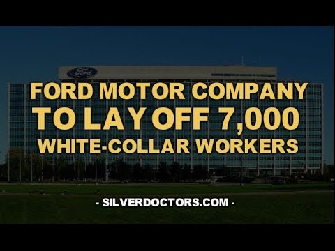 Ford Motor Company To Layoff 7,000 White-collar Workers