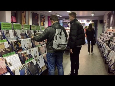 Best UK Record Shops
