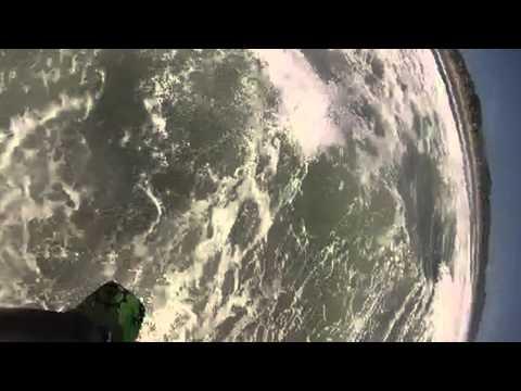 Kiteboarding- Twin Tip Session @ Manzanita, OR