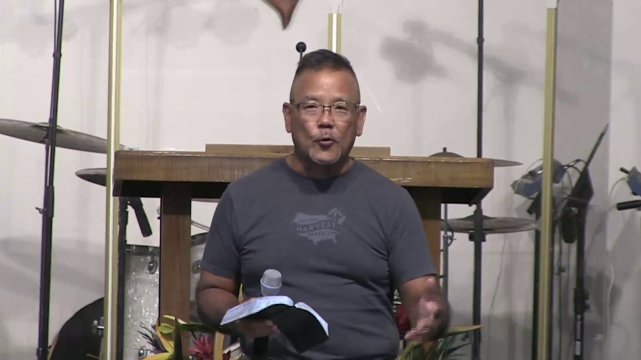 30 August 2017 |  CCWO Midweek Study in Job |  Pastor Deano Ishiki