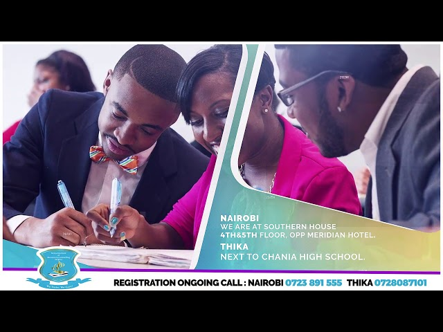 Kenya Institute of Business and Counselling Studies 2