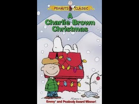 Opening to A Charlie Brown Christmas Canadian 1996 VHS (1997/1998 ...