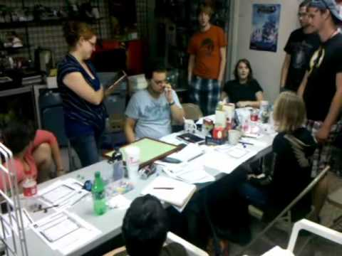 Cthulhu By Gaslight - Random In-Game Footage 7/16/12