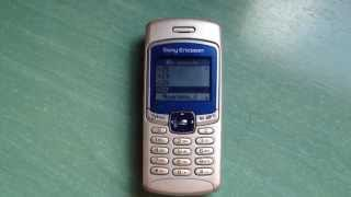 Sony Ericsson T230/T290i retro review (old ringtones, wallpapers and games)
