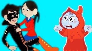 Real Action Superheld | Karikatur Filme für Kinder | Die Wahrheit ist aufgedeckt | Teil Nr. 10