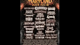 Maryland Death Fest 2011