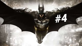 Batman Arkham Knight part 4 (gameplay walkthrough) Xbox one