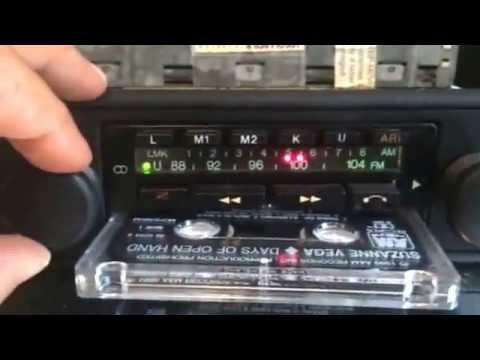 Chromelondon.com BLAUPUNKT HEIDELBERG STEREO CR VINTAGE CLASSIC CAR RADIO CASSETTE