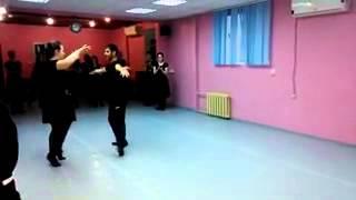 15 02 15 Произвольный танец  Лезгинка видео  Как танцевать лезгинку  Уроки танца 1
